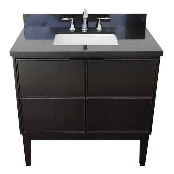 Elysian 37 Single Bathroom Vanity Set by Gracie Oaks