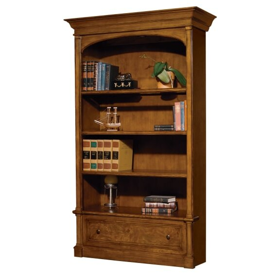 Shultz Center Standard Bookcase by Loon Peak