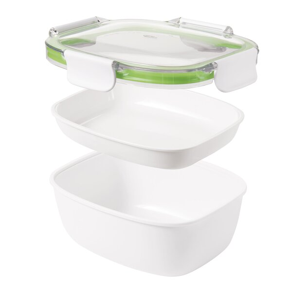 Good Grips On The Go Food Storage Container by OXO