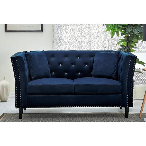 Shop Priceless For The Latest Westbrook Loveseat by Rosdorf Park by Rosdorf Park