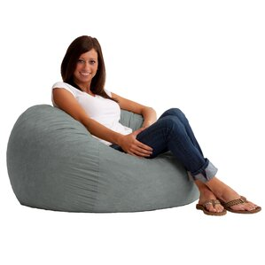 Fuf Bean Bag Chair by Comfort Research