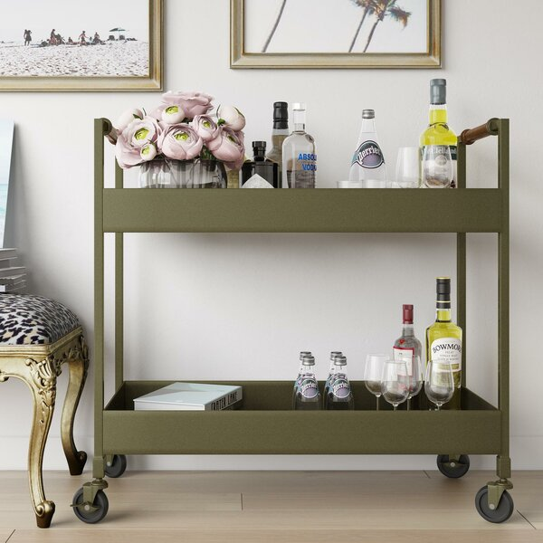 Stella Bar Cart by Novogratz
