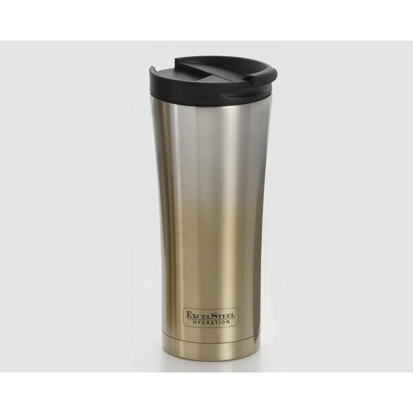 Double Walled Stainless Steel Coffee Tumbler by Cook Pro
