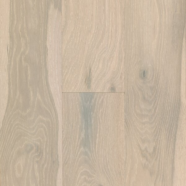 Vintage Harbor 7 Engineered Oak Hardwood Flooring in Winter White by Mohawk Flooring