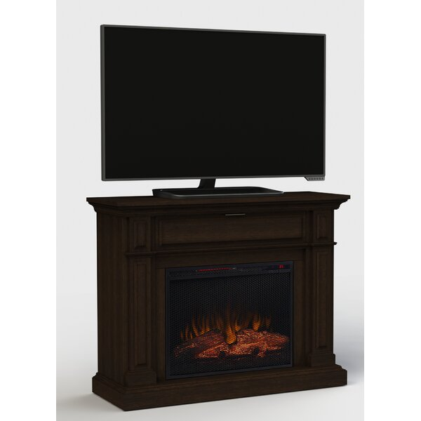 41 TV Stand with Fireplace by Woodhaven Hill