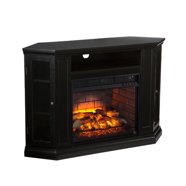 Harger Convertible 48 TV Stand with Fireplace by Red Barrel Studio
