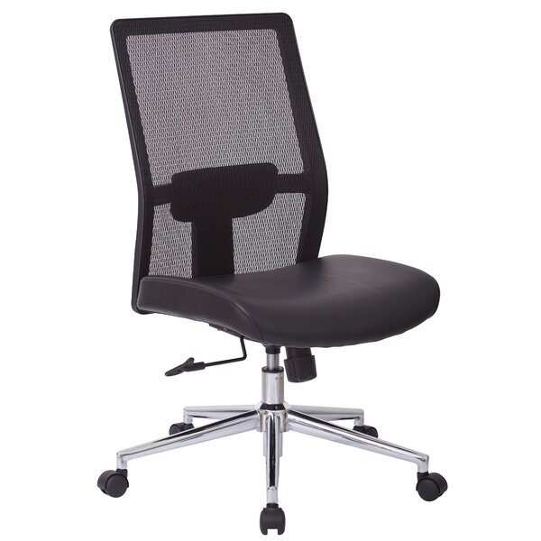 High-Back Mesh Executive Chair by OSP Furniture