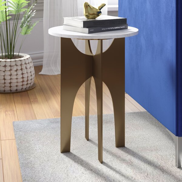 Roepke Side Table by Willa Arlo Interiors