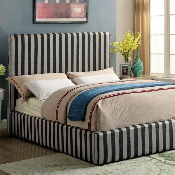 Ison Upholstered Platform Bed by Red Barrel Studio