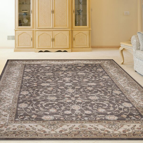 Garda Brown Area Rug by Wildon Home ®
