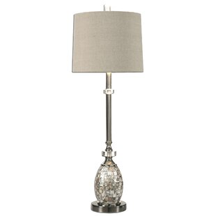 Affordable Price Burkettsville 34 Buffet Lamp By Red Barrel Studio