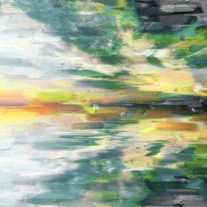 'Color Explosion' by Parvez Taj Painting Print on Wrapped Canvas by Parvez Taj