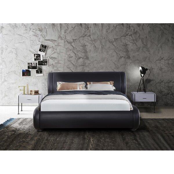 Vasya Upholstered Platform Bed by Orren Ellis