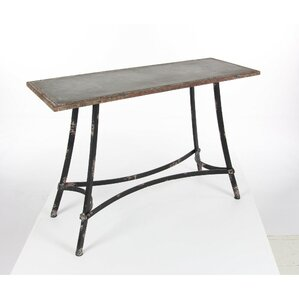 Emilio Metal Console Table..