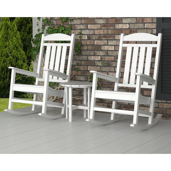 Presidential 3-Piece Seating Group by POLYWOOD POLYWOOD®