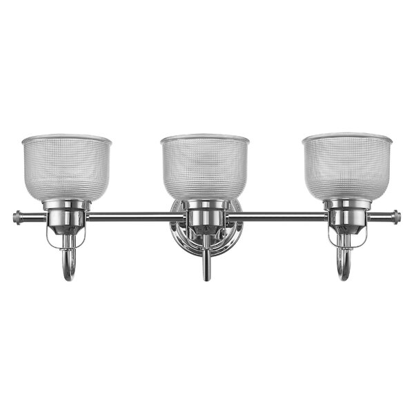 Durrant Industrial 3-Light Vanity Light by Breakwater Bay
