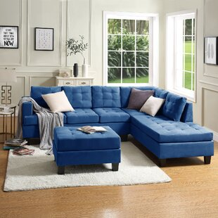 Dawni 3 Piece Standard Living Room Set by Latitude Run®