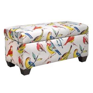 Best Birdwatcher Storage Bench By Skyline Furniture Accent Furniture