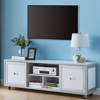 Brayden Studio Aghasi Entertainment Center For Tvs Up To 70 Reviews Wayfair