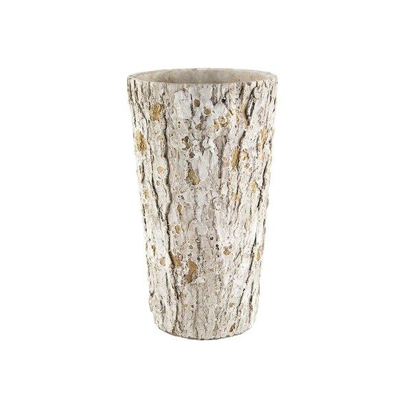 Oak Pot Planter by Syndicate Sales