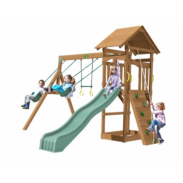 Raleigh Swing Set by Creative Playthings