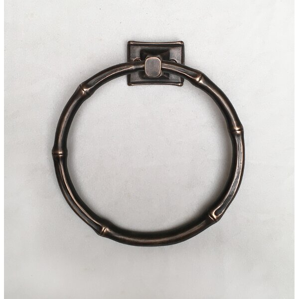 7 Bamboo Towel Ring by D'Artefax
