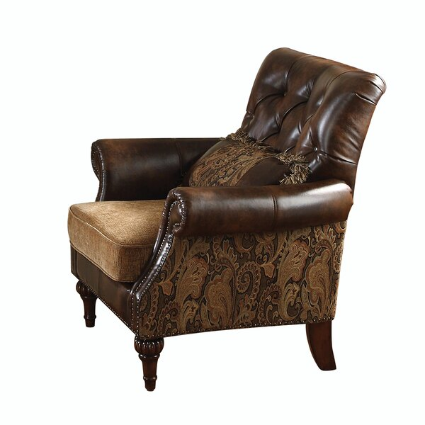 Tinsley Armchair By Fleur De Lis Living