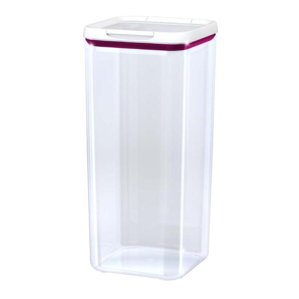 Cube 5.4 L Food Storage Container (Set of 4) by Rebrilliant