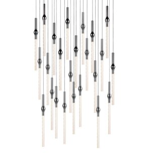 Rain 24-Light Pendant By Sonneman