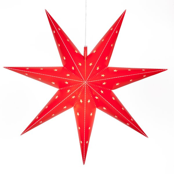 LED 12 Light Star Lighting by The Holiday Aisle