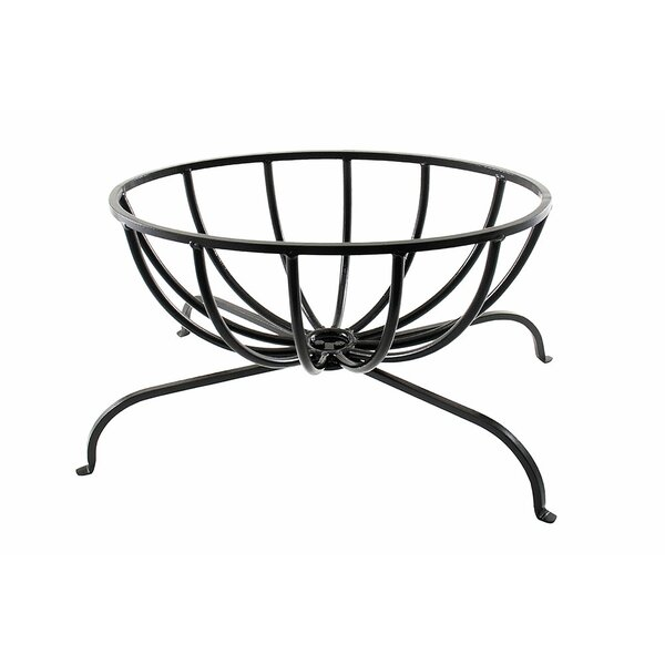 Oval Basket Grate by Minuteman