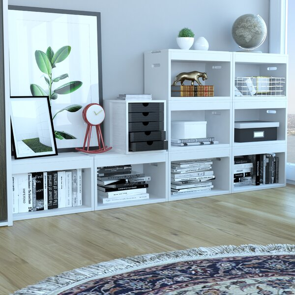 Lavanya Versa Cube Bookcase by Ebern Designs