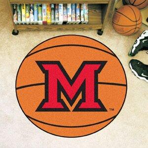 NCAA Miami University (OH) Basketball Mat by FANMATS