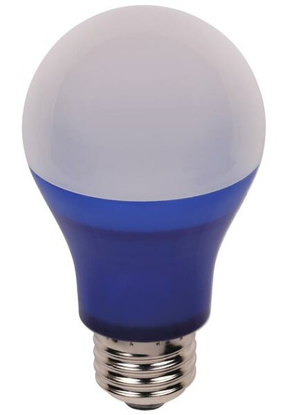 Westinghouse 40-Watt Equivalent Medium Base Blue Omni A19 LED Party Bulb by Westinghouse Lighting