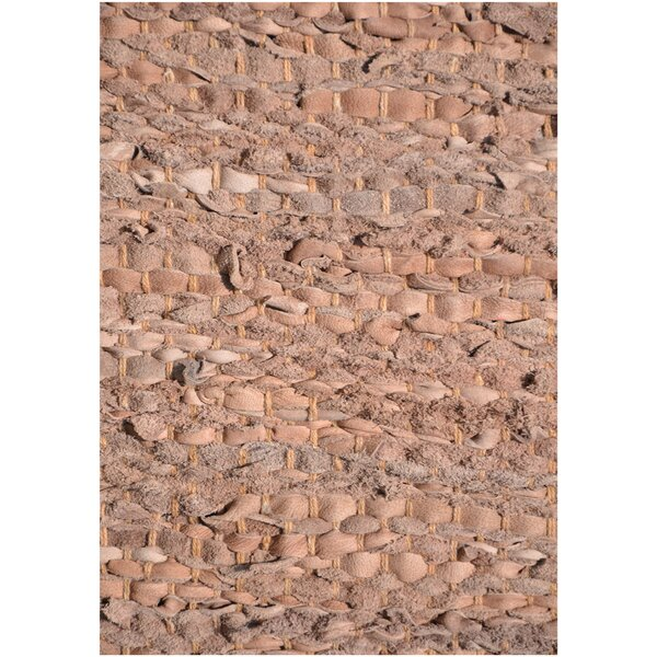 Tan Flatweave Area Rug by Acura Rugs