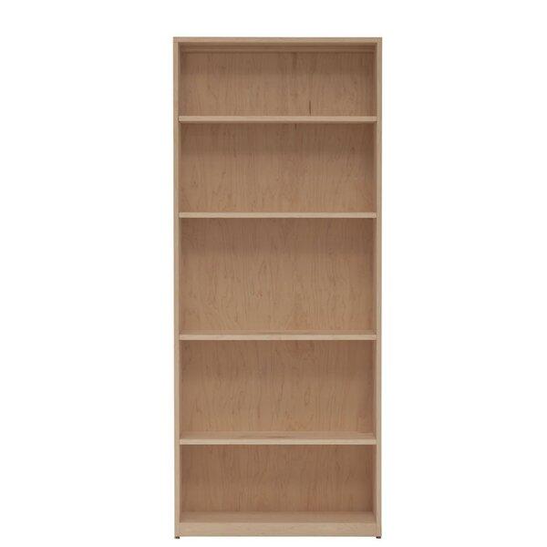 Carevelle Standard Bookcase by Ebern Designs