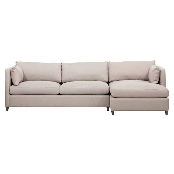 Ayva Sectional by Brayden Studio