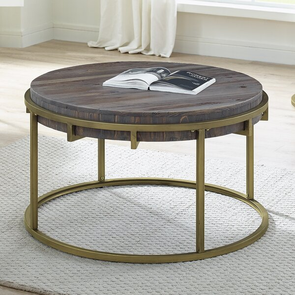 Gaitan Frame Coffee Table By Bungalow Rose