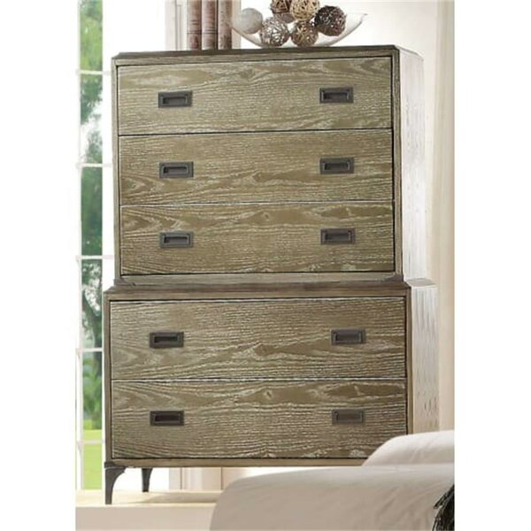 Pearisburg 5 Drawer Chest by Foundry Select