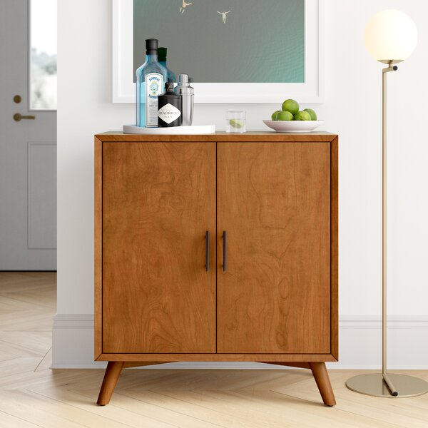Parocela Bar Cabinet by Foundstone Foundstone