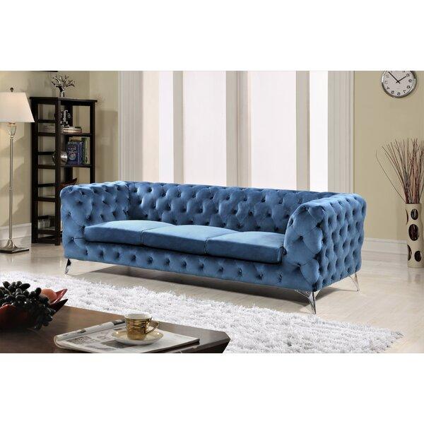 Khan Chesterfield Sofa by Mercer41