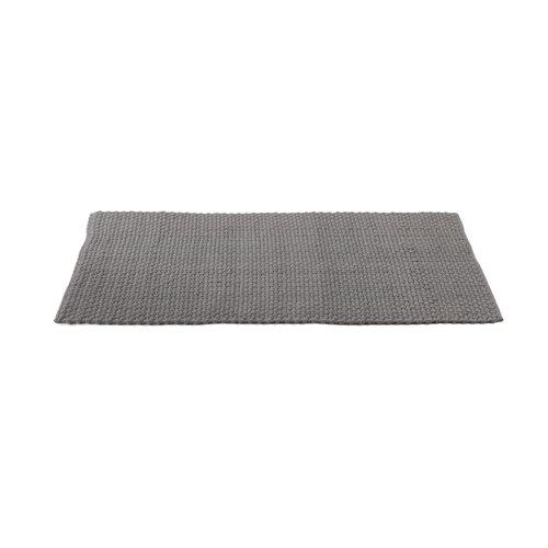 Nordic Charcoal Grey Rug Atipico Rug Size: Runner 60 x 140cm