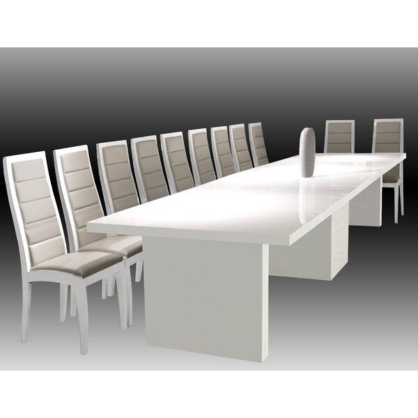 Atencio Extendable Dining Table By Orren Ellis