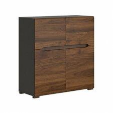 Elpasso 4 Door Accent Cabinet by ContempStyle