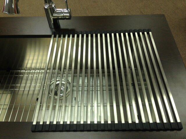 Kitchen Sink Grates Italia kitchen sink grid reviews wayfair kitchen sink grid workwithnaturefo