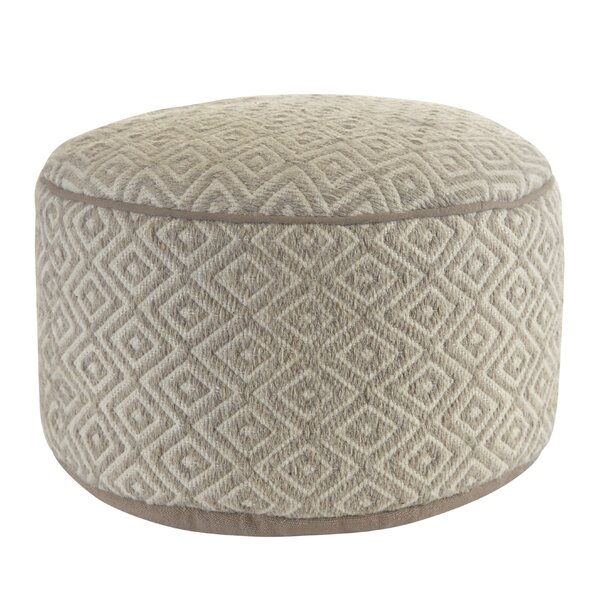 Blazek Pouf by Langley Street