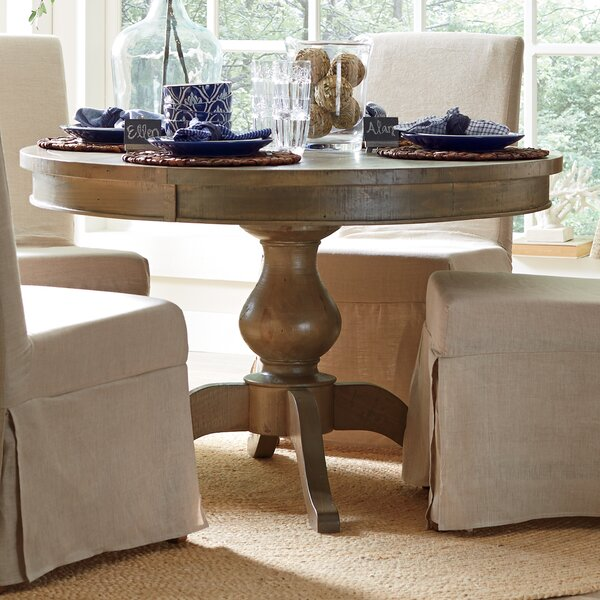 Modern Seneca Extendable Dining Table By Birch Lane™ Heritage Coupon