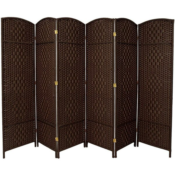 Macey 6 Panel Room Divider by Beachcrest Home