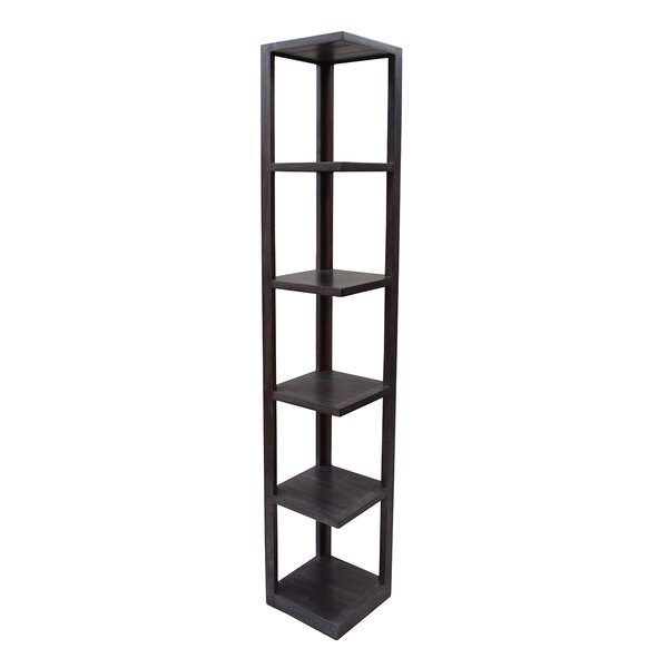 Venne Corner Unit Bookcase by Gracie Oaks