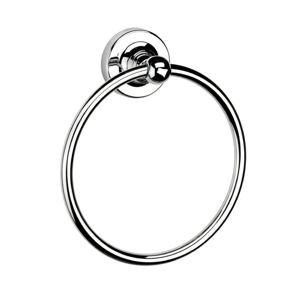 Wimbourne Flexi-Fix Towel Ring by Croydex